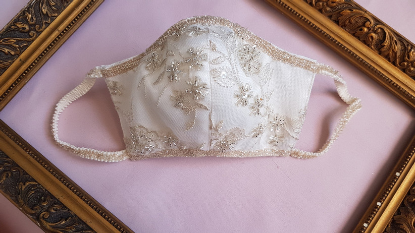 Masques Couturier Mariage